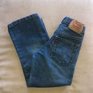 Levi's boys jeans, size 5